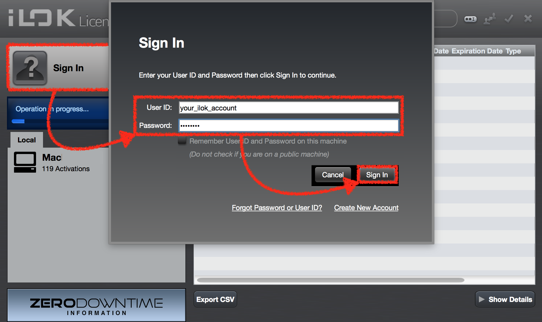 How to Move my License Activation to Another Location – UVI Support